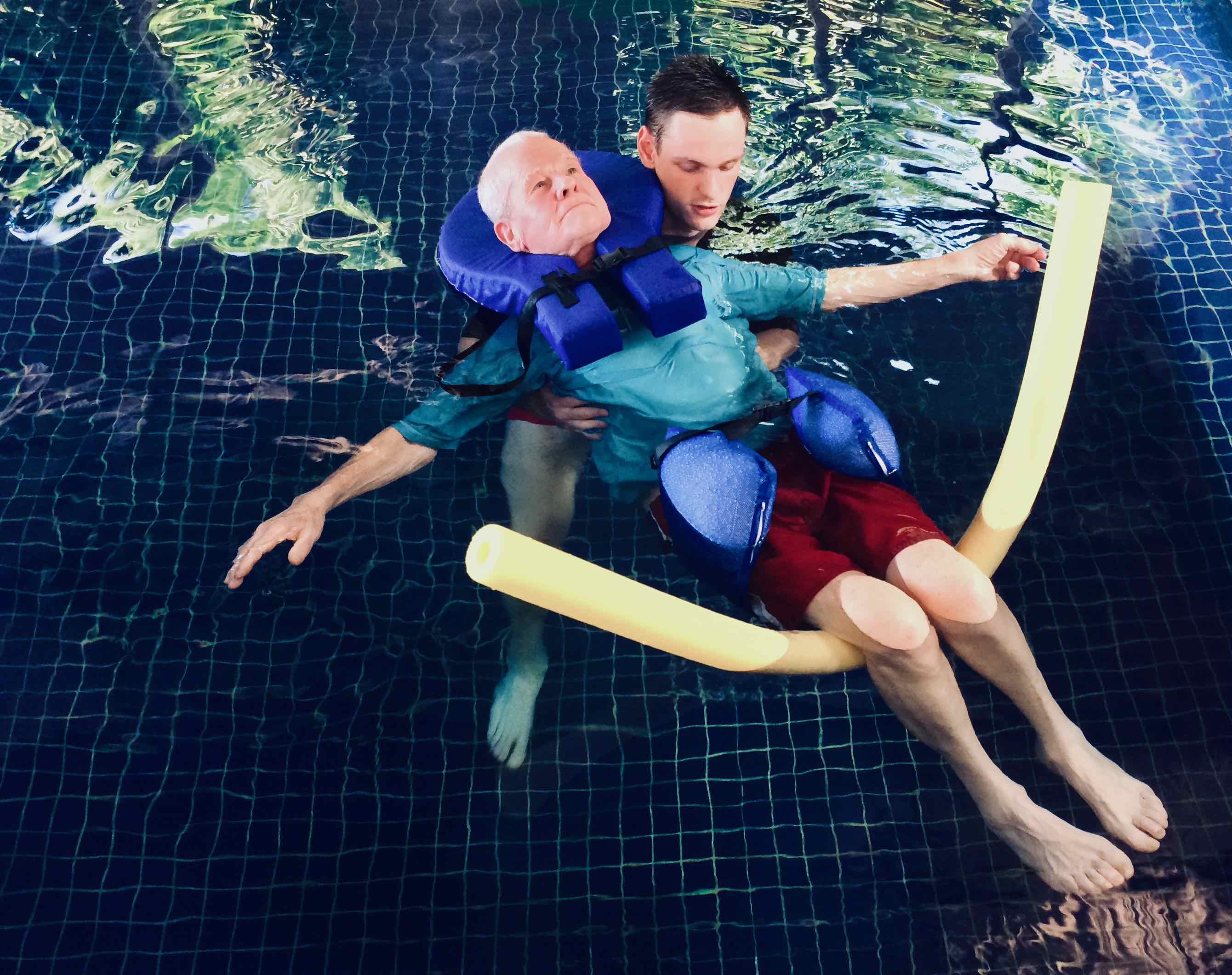Aquatic Physiotherapy a.k.a Hydrotherapy- What can it do for me?